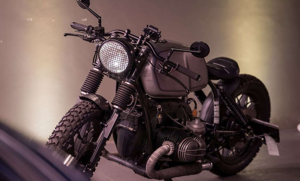 1981 Cafe Racer Dreams BMW R100RS