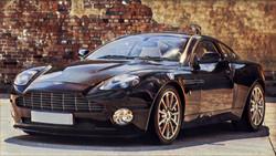 Aston Martin Vanquish V12 S Manual | $POA