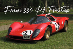 Ferrari 330 P4 Evocation | SOLD