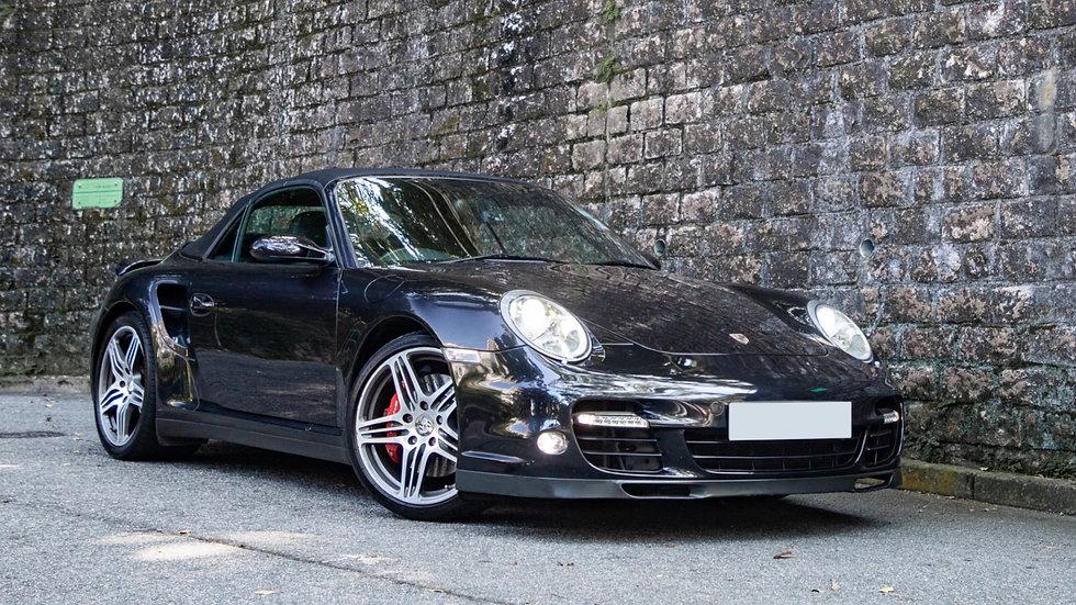 2008 Porsche 997.1 Turbo Cabriolet Tiptronic