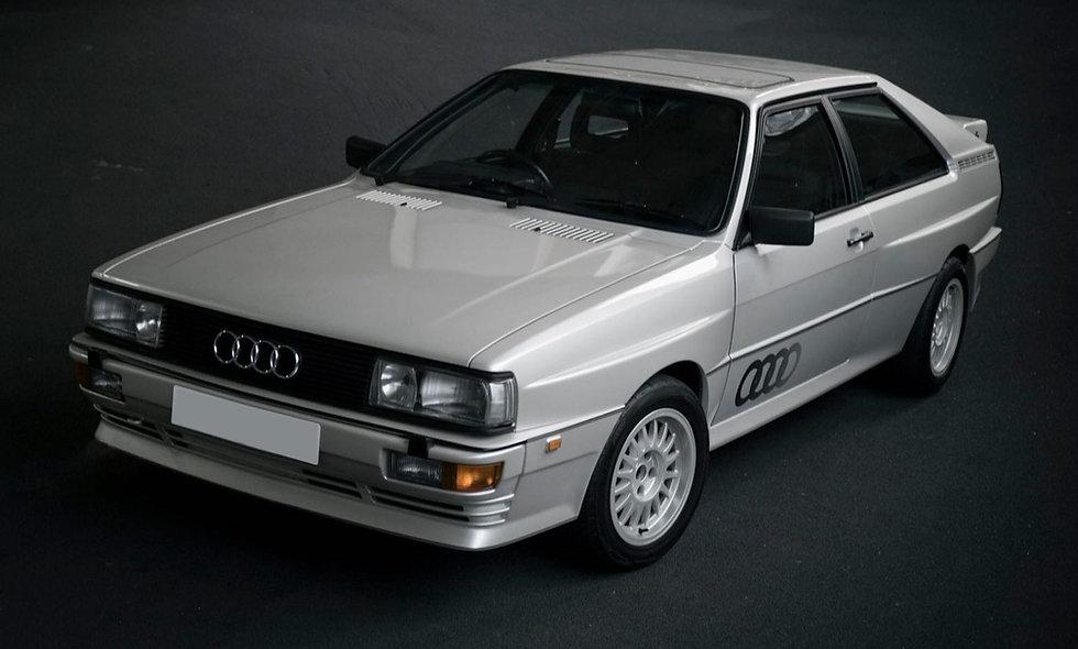 1988 Audi UR Quattro Manual