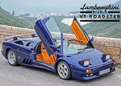 Lamborghini Diablo VT Roadster | #SOLD