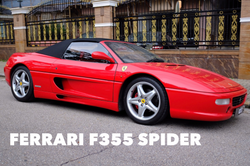 Ferrari 355 Spider F1 | SOLD