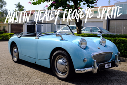 "Austin Healey ""Frogeye"" Sprite 
