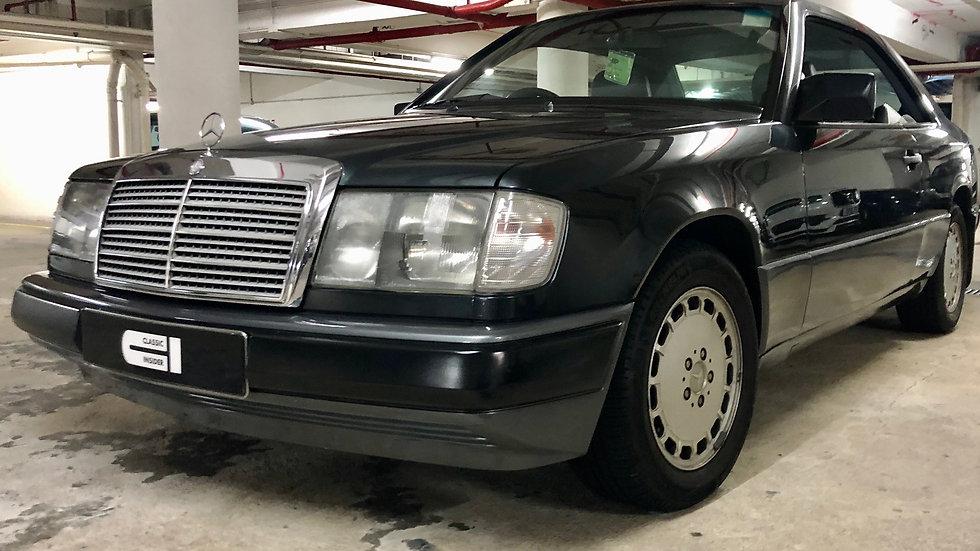 1989 Mercedes 300CE Coupe