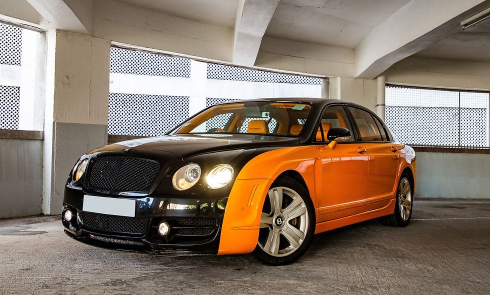 2007 Mansory Bentley Continental Flying Spur