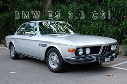 BMW E9 3.0 CSi | SOLD