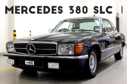 Mercedes 380SLC | #SOLD
