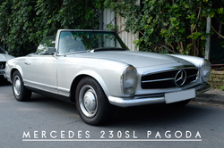 Mercedes 230SL Pagoda | SOLD