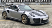 Porsche 991 GT2 RS Weissach | $2.7M HKD/ $348K USD *Not Registered*