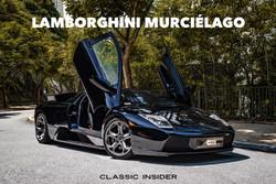 Lamborghini Murciélago Manual | $1.8M HKD