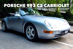 Porsche 993 C2 Cabriolet | SOLD