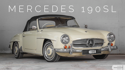 1961 Mercedes 190SL | SOLD