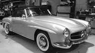 Mercedes 190SL - SOLD
