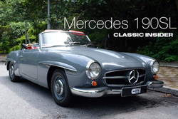 Mercedes Benz 190SL  | SOLD