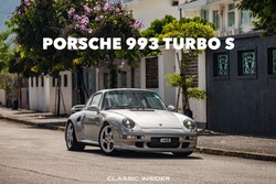1998 Porsche 993 Turbo S   $4.9M HKD