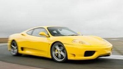 1999 Ferrari 360 6 speed Manual