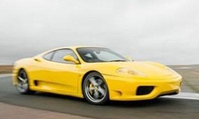 1999 Ferrari 360 6 Speed Gated Manual