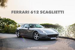 Ferrari 612 Scaglietti | $612K HKD