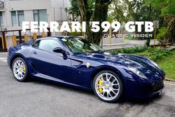 Ferrari 599 GTB | #SOLD