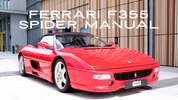 Ferrari F355 Spider Manual | $1.05 HKD (Reduced)