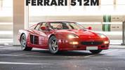 Ferrari 512 M | $3.6M HKD