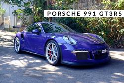 Porsche 991.1 GT3 RS | SOLD