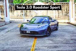 2011 Tesla R80 3.0 Roadster Sport | $750K HKD