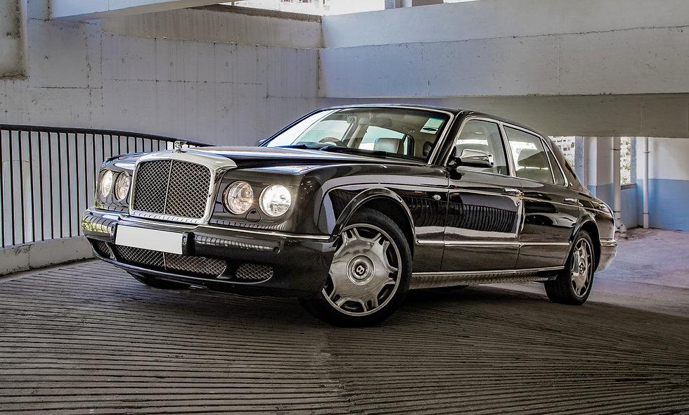 2008 Bentley Arnage RL