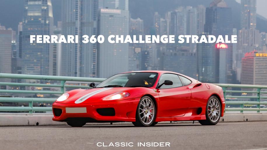 Ferrari 360 Challenge Stradale | $3.08M HKD