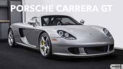 Porsche Carrera GT | Discreetly Available