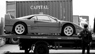 "Ferrari F40 Classiche Certified ""Cat + Adjust"" #SOLD"