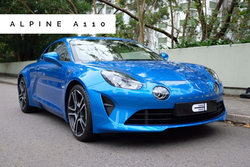 Renault Alpine A110 Premier Edition | SOLD