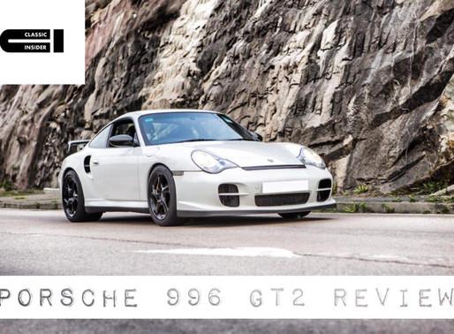 Test Drive Report Vol.1 | Porsche 996 GT2