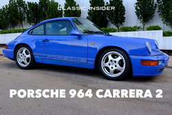 Porsche 964 Carrera 2 Coupe | #SOLD