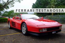 Ferrari Testarossa | $1.6M HKD