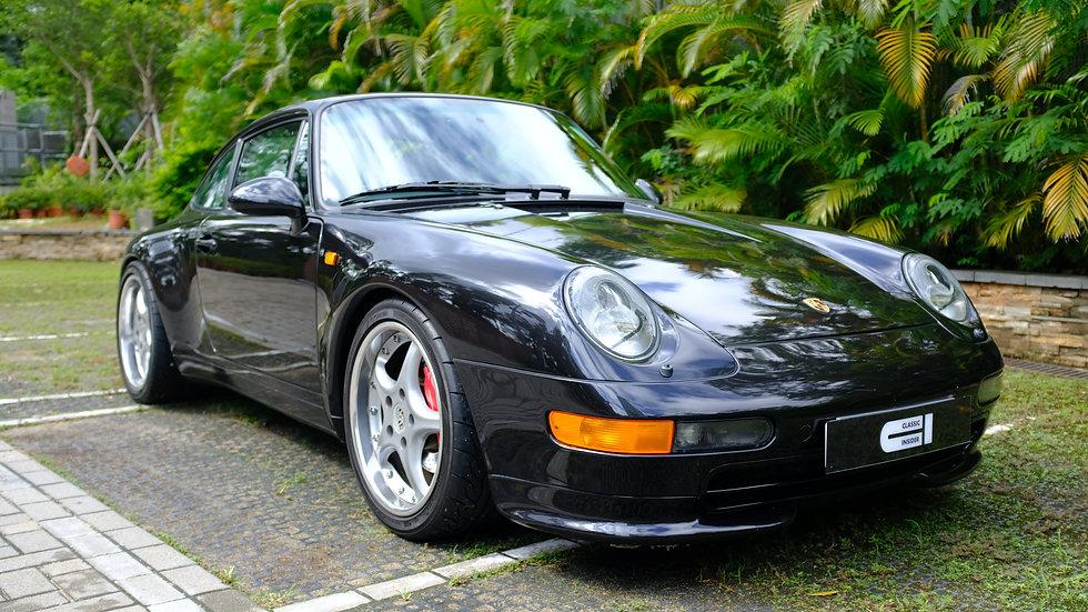 1996 Porsche 993 Carrera 2 Manual