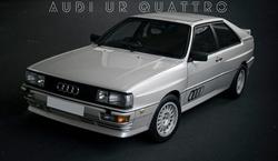 Audi UR Quattro | $400K HKD
