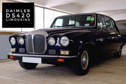 Daimler DS420 Limousine | $260K HKD