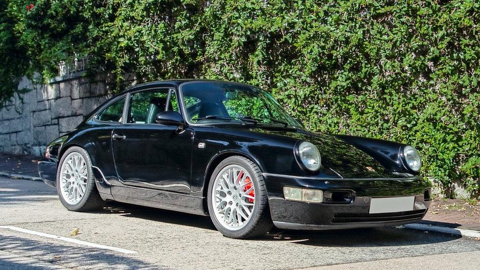 1990 Porsche 964 Carrera 2 Manual