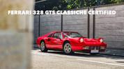 Ferrari 328 GTS Classiche Certified < 5000 Miles | $1.18M HKD (Unregistered)