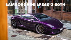 Lamborghini LP560-2 50th Anniversario | #SOLD