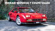 Ferrari Mondial T Coupé Valeo | $400K HKD