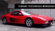 Ferrari Testarossa Monodado | $1.3M HKD (Reduced)