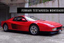 Ferrari Testarossa Monodado | #SOLD