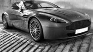Aston Martin Vantage V8 Manual #SOLD