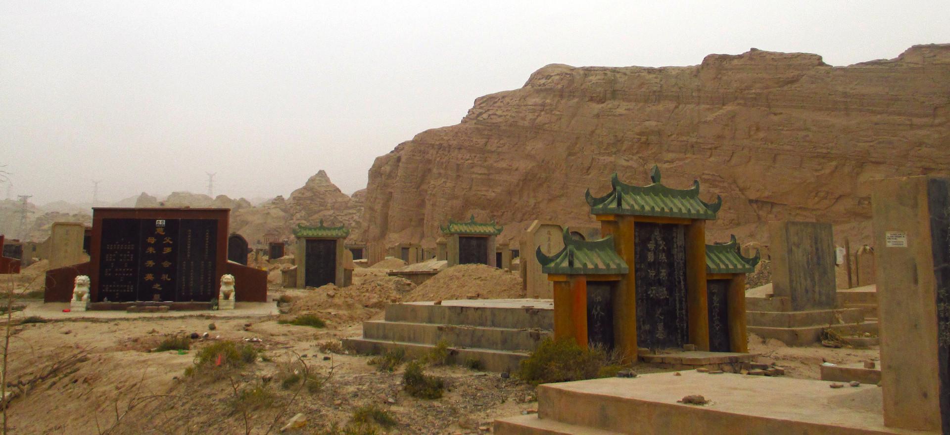 Chine, région du Xinjiang
