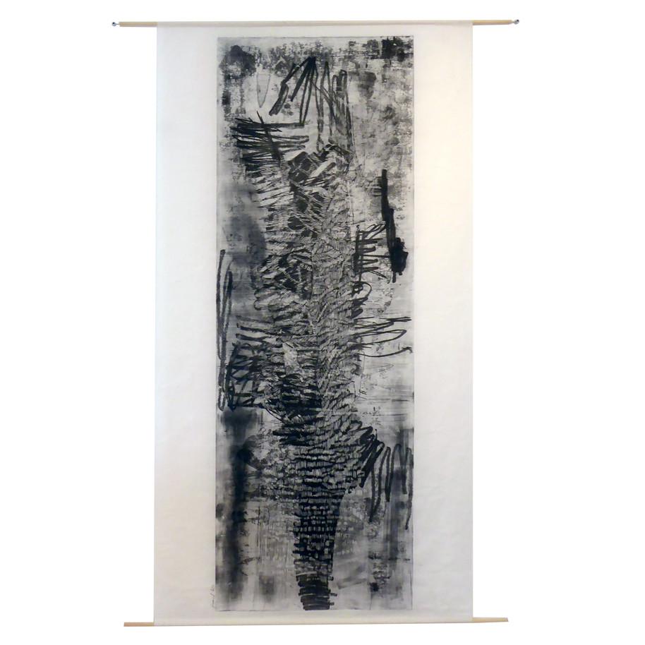 Efflorescence, gravure 80-150cm  7/10