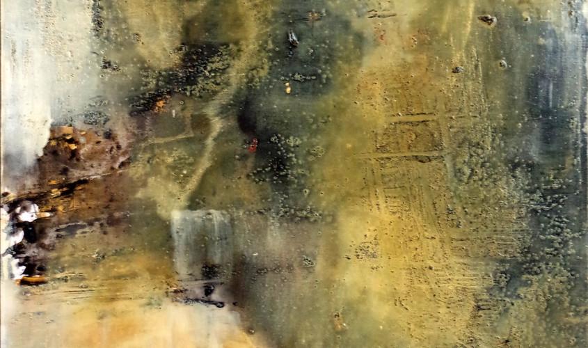les ruines du Tapajos 80/100 cm (vendu)