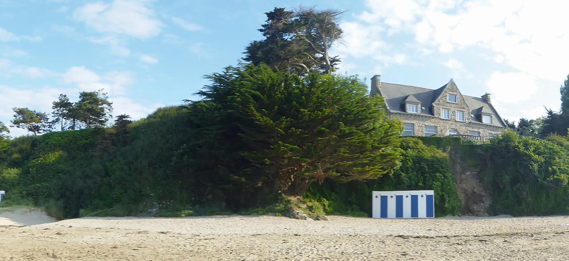 Le rougeret, Saint Jacut de la mer France